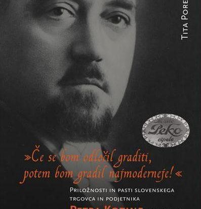 Predstavitev knjige o Petru Kozini
