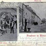 Ribnica Okrog 1900