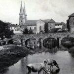 Ribnica Okrog 1918 Pogled Na C