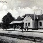 Ribnica Okrog 1930 Kolodvor